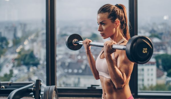How Much Weight Should You're Lifting in the Fitness Center?